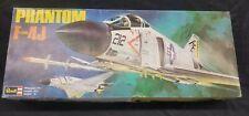 VINTAGE Revell 1:32 ~F-4J Phantom~ F-4 Fighter Jet Model Kit #H-188..SUPER FIND!
