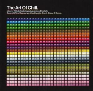 THE ART OF CHILL - ALTITUDE various artists (2X CD compilation, mixed, platipus)