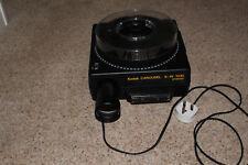 Kodak Carousel S-AV 1030 + 3.5/180mm Retinar lens. Plus 2 S-AV2000 slide trays.