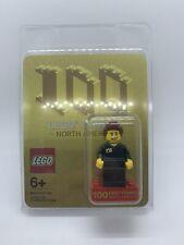 Lego 100th North America Store Exclusive Minifigure  46AB8 Rare Limited (z)