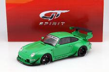 PORSCHE 911 (993) RWB vert 1:18 GT-SPIRIT