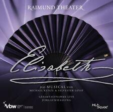ORIGINAL WIEN CAST 2012 - ELISABETH-GESAMTAUFNAHME LIV  2 CD NEU