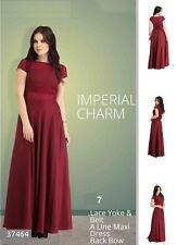 Hot Night Gown women girl dress sexy long nighty salwar ethnic maroon size M L