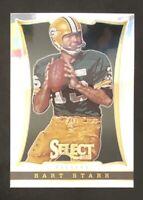 Rare Bart Starr 2013 Select Foil SP Card #104 Packers Alabama Crimson Tide