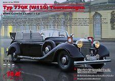 ICM 1/35 Mercedes Typ 770K (W150) Tourenwagen # 35533