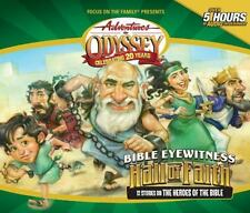 Adventures in Odyssey Misc: Bible Eyewitness - Hall of Faith : 12 Stories of...