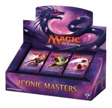 Magic The Gathering Iconic Masters 2017 Booster Box - Free Shipping!