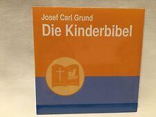 DIE KINDERBIBEL - JOSEF CARL GRUND - 1 MP3-CD - HÖRBUCH - NEU & OVP