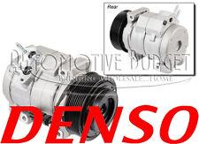A/C Compressor w/Clutch Ram 2500 3500 4500 & 5500 w/Diesel Engines - NEW OEM