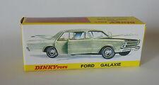 Repro box DINKY Nº 1402 Ford Galaxie