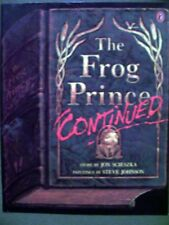 THE FROG PRINCE CONTINUED JON SCIESZKA 1994 SOFTCOVER/PB