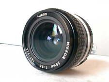 Nikon Nikkor 28mm f3,5