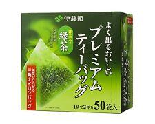 Itoen Ryokucha Premium Green Tea Bag Matcha blend 50 Pack Health Beauty Japan
