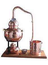 "Destille, Destillieranlage, 2L Modell ""Alambic Classico"" mi Thermometer, 2 Liter"