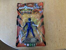 Power Rangers Jungle Fury  Jaguar Blue Ranger