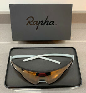 Rapha RCC Pro Team Flyweight Glasses Grey Carl Zeiss Bronze Lens New Boxed