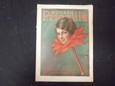 1929 FEB THE MODERN PRISCILLA MAGAZINE - ILLUSRATIONS, STORIES & ADS - ST 3969