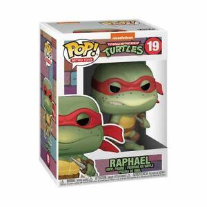 Teenage Mutant Ninja Turtles POP! Television Vinyl Figure Raphael 9 cm #19