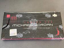 Michael Jordan 1999 Upper Deck 60-Card Career Box Set Brand New Factory Sealed