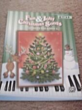 Fun & Jolly Christmas Songs Book 1 Arrangements by Dan Coates