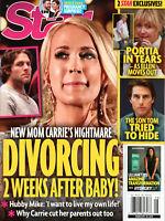 Star Magazine February 25 2019 Carrie Underwood Portia de Rossi Tom Cruise