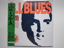 ELVIS PRESLEY GI Blues  Japanese Laser Disc