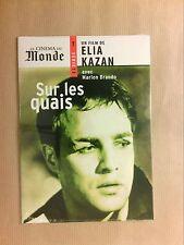 DVD SUR LES QUAIS / ELIA KAZAN / MARLON BRANDO / NEUF SOUS CELLO