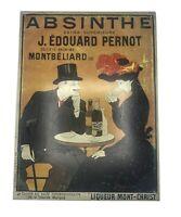 Assenzio extra-supérieure J. Édouard Pernot. Société Anonyme Montbéliard Latta