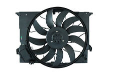 RADIATOR COOLING FAN WITH SHROUD MERCEDES E-CLASS W211 2002-2013 A2115000493