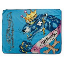 Ed Hardy - Polaire Couverture Mick