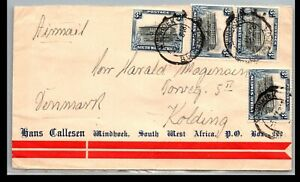 GP GOLDPATH: SOUTH WEST AFRICA COVER AIR MAIL _CV676_P19