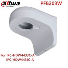 Dahua Wall Mount Bracket PFB203W For 4MP CCTV Camera IPC-HDW4433C-A Bulit-in MIC
