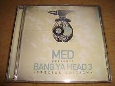 MED presents BANG YA HEAD 3  (SPECIAL EDITION)