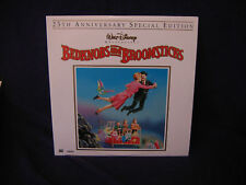 BEDKNOBS and BROOMSTICKS - LaserDisc -   2 LD - 25TH