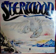 ++SHERWOOD rebel LP 1986 DREAM RECORDS decalco/robot/danger road RARE VG++