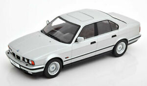 1/18 MCG BMW 535i E34 silver met MCG18158 Model Car Group cochesaescala