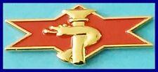 israel army idf Medical Corps gilden lapel pin uniform badge