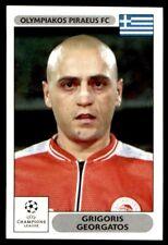Panini Champions League 2000/2001 - Grigoris Georgatos Olympiakos  No.123