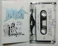 Dumt Down In The Dumps Rare Demo Cassette Tape 1990 Everett WA Punk Thrash