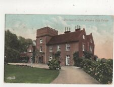 Letchworth Hall Garden City Estate Hertfordshire 1906 Postcard 547b