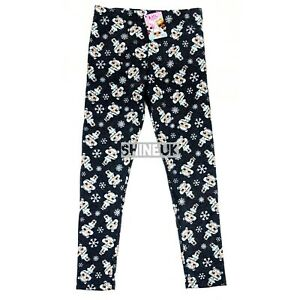 Primark Girls/kids Lol Surprise Warm Thick charcoal Leggings Trousers Age 5-10yr