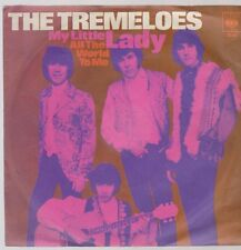 "7"" The Tremeloes My Little Lady / World To Me 60`s CBS Records"
