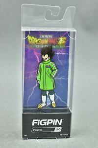 FiGPiN Dragon Ball Super Broly Movie Vegeta Collectible Pin #190