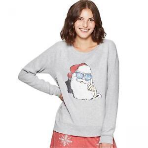 NWT Grayson Threads Womens Long Sleeve Pajama Shirt Top. T0786JZ102-Top