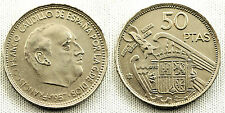 FALSA DE EPOCA 50 PESETAS 1957*59 XF-/EBC- MUY RARA