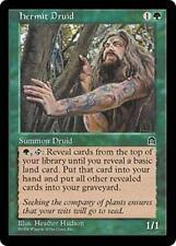 HERMIT DRUID Stronghold MTG Green Creature — Human Druid RARE