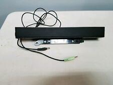 Dell AX510 Sound Bar - PC Multimedia speaker - 10 Watt, Black