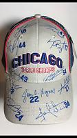 "Chicago Cubs World Champion Cap Signature Hat Mesh Snap Back ""SALE"" HOT TRENDING"