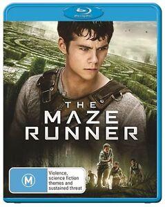 The Maze Runner (Blu-ray, 2015) BLU RAY - REGION B AUSTRALIA