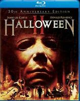 New BluRAY - Halloween II 2 [30th Anniversary Edition] - Jamie Lee Curtis,